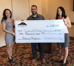 The Foothills Club of Tucson Raises Several Thousand Dollars for Local Charities